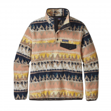 Women's LW Synch Snap-T P/O by Patagonia in San Jose Ca