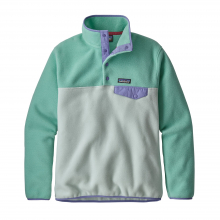 Women's LW Synch Snap-T P/O by Patagonia in Iowa City IA