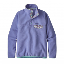 Women's LW Synch Snap-T P/O by Patagonia in Courtenay Bc