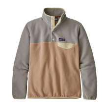 Women's Lightweight Synch Snap-T Pullover by Patagonia in Chelan WA
