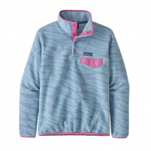 Women's Lightweight Synch Snap-T Pullover by Patagonia in Truckee Ca