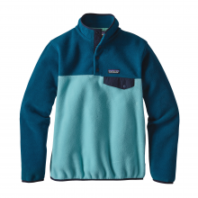 Women's LW Synch Snap-T P/O by Patagonia in Clinton Township Mi
