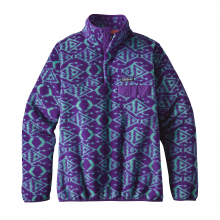 Women's LW Synch Snap-T P/O by Patagonia in Boulder Co