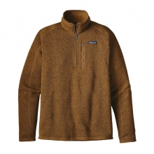 Men's Better Sweater 1/4 Zip by Patagonia in Columbia Sc