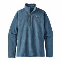 Men's Better Sweater 1/4 Zip by Patagonia in Ann Arbor Mi