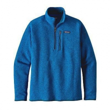 Men's Better Sweater 1/4 Zip by Patagonia in Alpharetta Ga