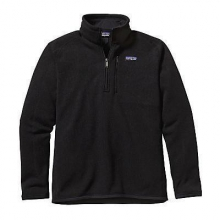Men's Better Sweater 1/4 Zip by Patagonia in Golden Co