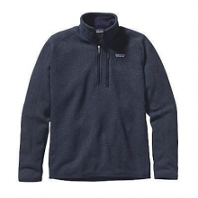 Men's Better Sweater 1/4 Zip by Patagonia in Ramsey Nj