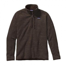 Men's Better Sweater 1/4 Zip by Patagonia in Hope Ar