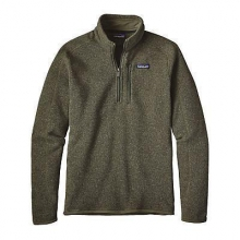 Men's Better Sweater 1/4 Zip by Patagonia in Troy Oh
