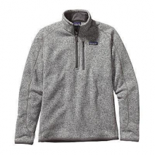 Men's Better Sweater 1/4 Zip by Patagonia in Vernon Bc