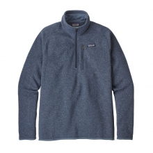 Men's Better Sweater 1/4 Zip by Patagonia in Nanaimo Bc