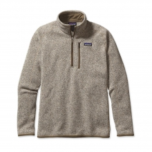 Men's Better Sweater 1/4 Zip by Patagonia in Manhattan Ks