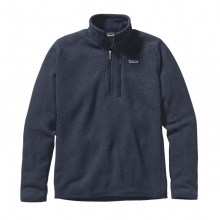 Men's Better Sweater 1/4 Zip by Patagonia in Holland Mi