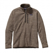 Men's Better Sweater 1/4 Zip by Patagonia in Jacksonville Fl