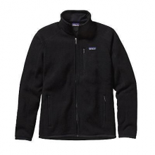 Men's Better Sweater Jacket by Patagonia in Golden Co