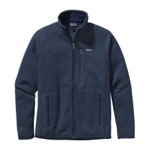 Men's Better Sweater Jacket by Patagonia in Manhattan Ks