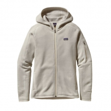 Women's Better Sweater Hoody by Patagonia