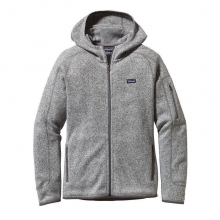 Women's Better Sweater Hoody by Patagonia in Sioux Falls SD