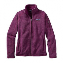 Women's Better Sweater Jacket by Patagonia in Lafayette La