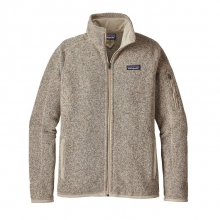 Women's Better Sweater Jacket by Patagonia in Oro Valley Az