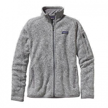 Women's Better Sweater Jacket by Patagonia in Hope Ar