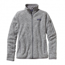 Women's Better Sweater Jacket by Patagonia in Manhattan Ks