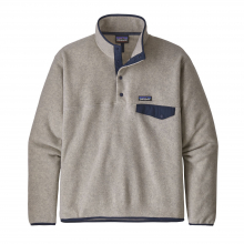 Men's LW Synch Snap-T P/O by Patagonia in Blacksburg VA