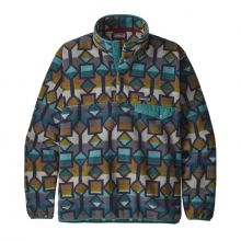 Men's LW Synch Snap-T P/O by Patagonia in Truckee Ca