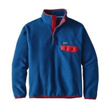 Men's LW Synch Snap-T Pullover by Patagonia in Fullerton Ca