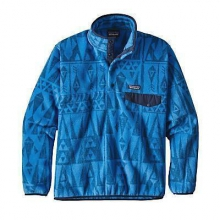 Men's LW Synch Snap-T Pullover by Patagonia in Omaha Ne