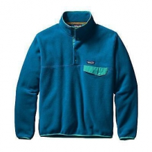 Men's LW Synch Snap-T Pullover by Patagonia in Hilton Head Island Sc