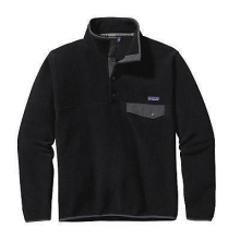 Men's LW Synch Snap-T Pullover by Patagonia in Great Falls Mt