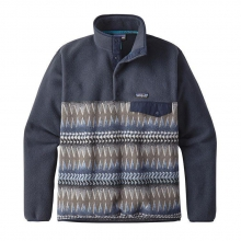 Men's LW Synch Snap-T Pullover by Patagonia in Ofallon Il