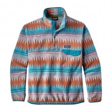 Men's LW Synch Snap-T Pullover by Patagonia in Missoula Mt