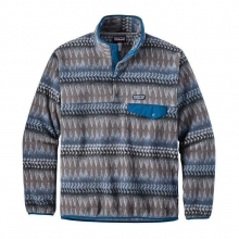 Men's LW Synch Snap-T Pullover by Patagonia in Chesterfield Mo