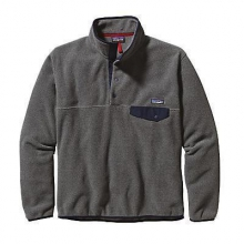 Men's LW Synch Snap-T P/O by Patagonia in Golden Co