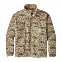 Men's LW Synch Snap-T P/O by Patagonia in Nanaimo Bc