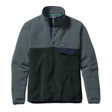 Men's LW Synch Snap-T Pullover by Patagonia in Stamford Ct