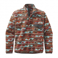 Men's LW Synch Snap-T Pullover by Patagonia in Kirkwood Mo