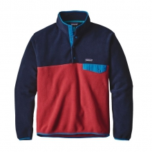 Men's LW Synch Snap-T Pullover by Patagonia in Iowa City Ia