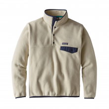 Men's LW Synch Snap-T Pullover by Patagonia in Fayetteville Ar
