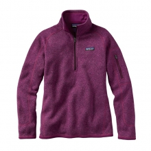 Women's Better Sweater 1/4 Zip by Patagonia in Salt Lake City Ut