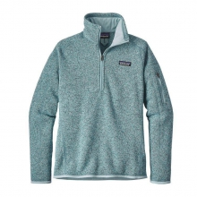 Women's Better Sweater 1/4 Zip by Patagonia in Oxford Ms