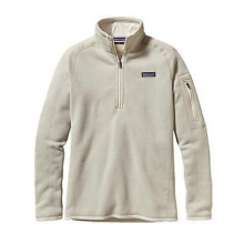 Women's Better Sweater 1/4 Zip by Patagonia in Kansas City Mo