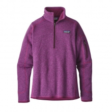 Women's Better Sweater 1/4 Zip by Patagonia in Rogers Ar