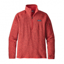 Women's Better Sweater 1/4 Zip by Patagonia in Sioux Falls SD
