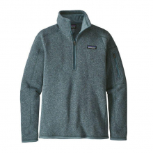Women's Better Sweater 1/4 Zip by Patagonia in Durango Co