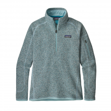 Women's Better Sweater 1/4 Zip by Patagonia in Fort Collins Co