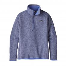 Women's Better Sweater 1/4 Zip by Patagonia in Iowa City IA